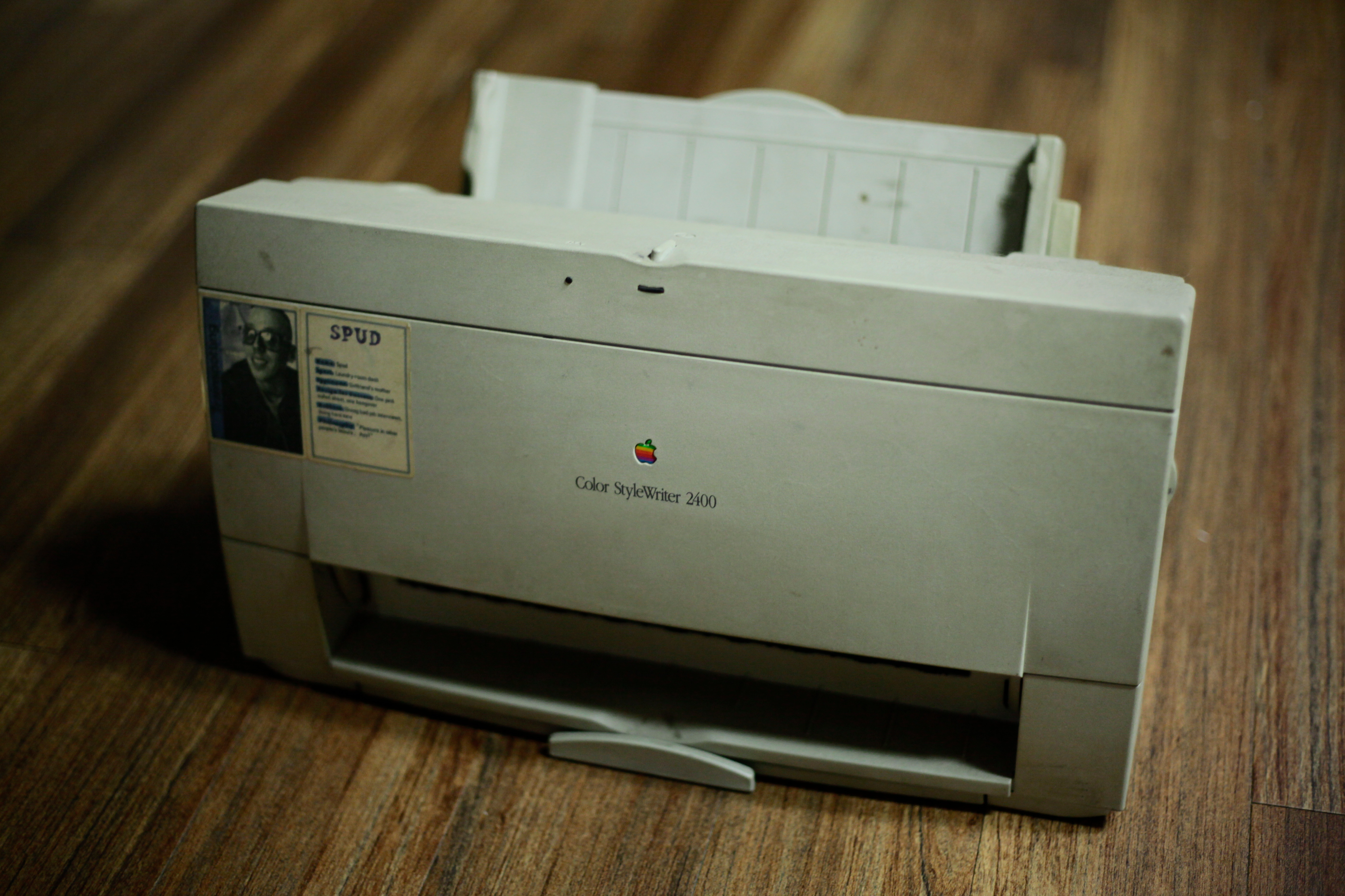 APPLE COLOR STYLEWRITER 2400 DRIVER FOR MAC