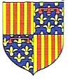 Armes personals de Ramon Berenguer d'Aragó i Anjou 1308-1366.jpg