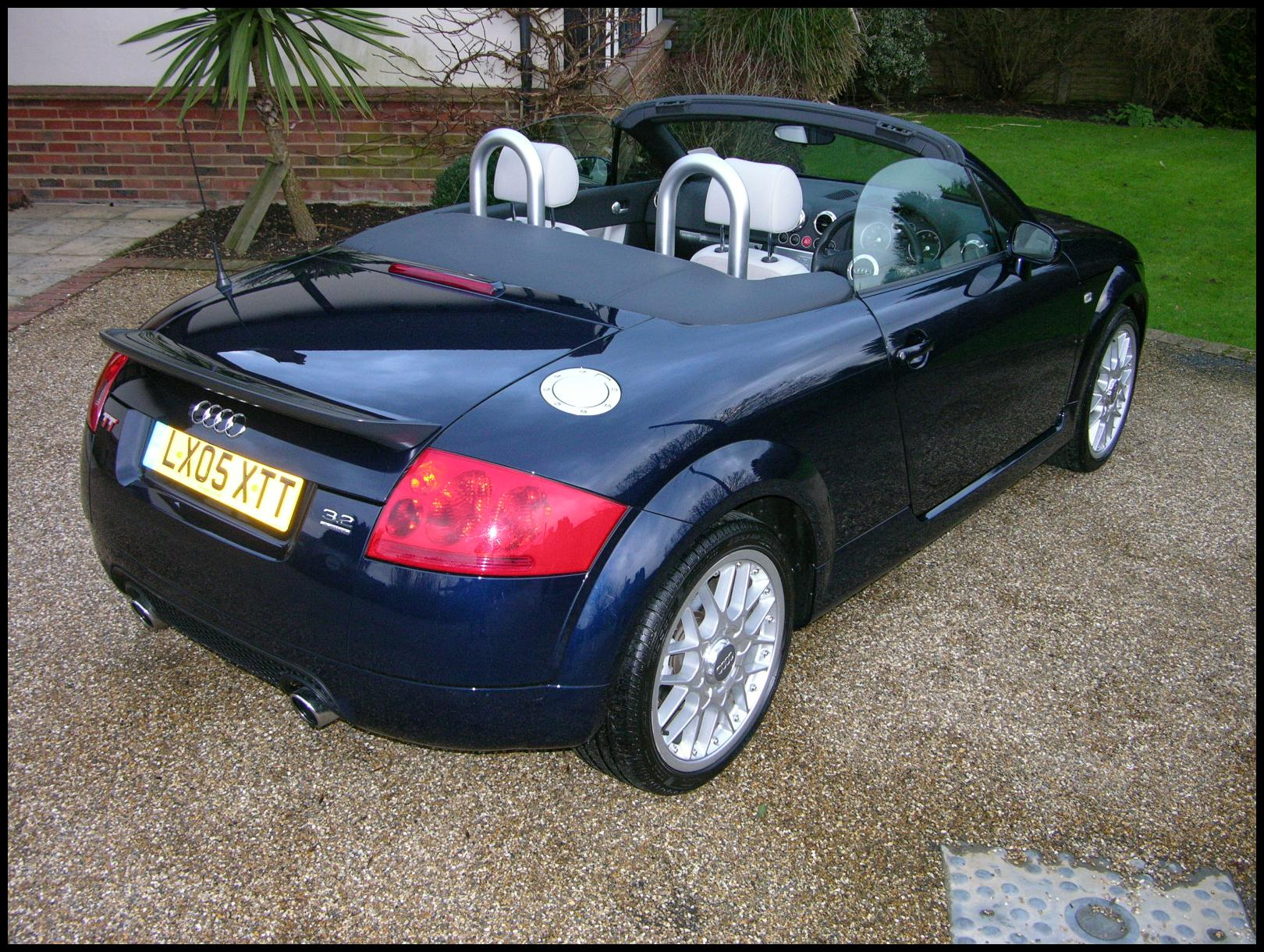 File Audi Tt 3 2 Roadster Flickr The Car Spy 13 Jpg