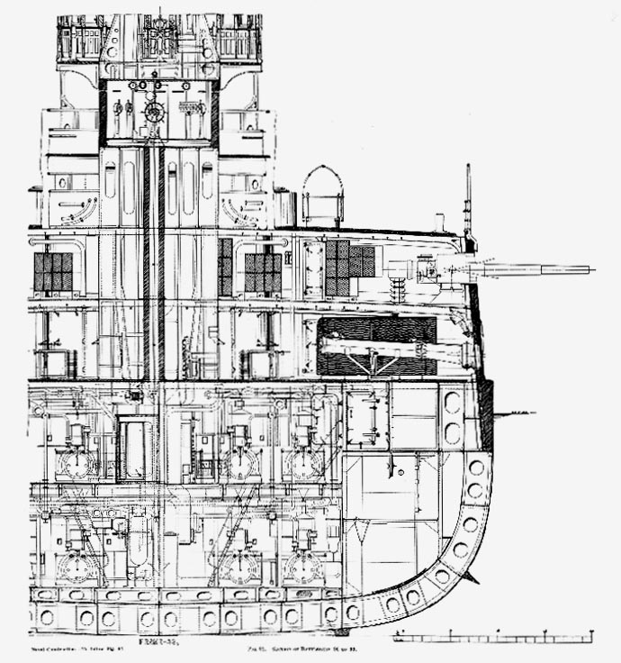 Small Trimarans moreover Bow moreover Inside Space Shuttle Blueprints besides Sterling Silver Ship Wheel Necklace besides V8 Engine Blueprints. on ship engine dimensions