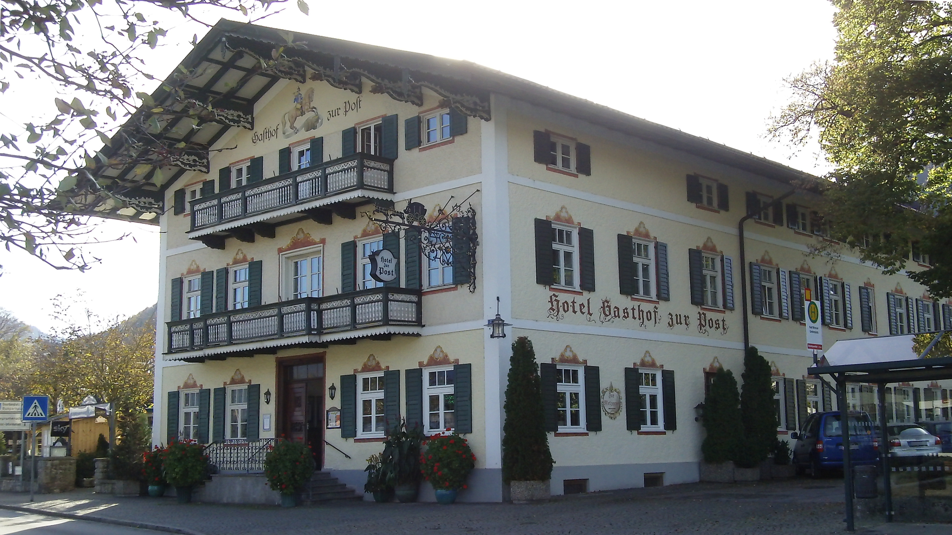 Hotel Gasthof Zur Post Bad Wiessee