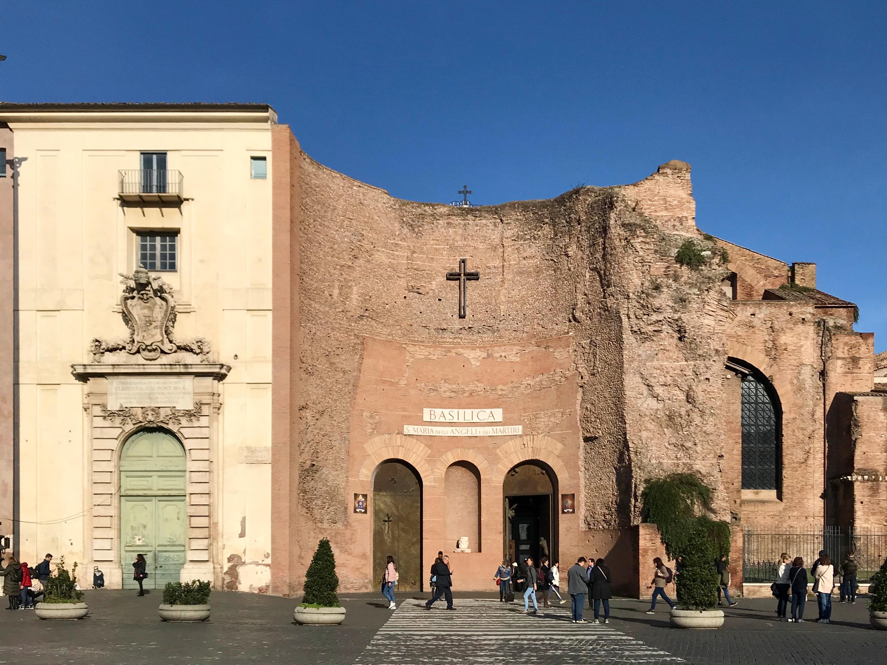 Santa Maria degli Angeli e dei Martiri -