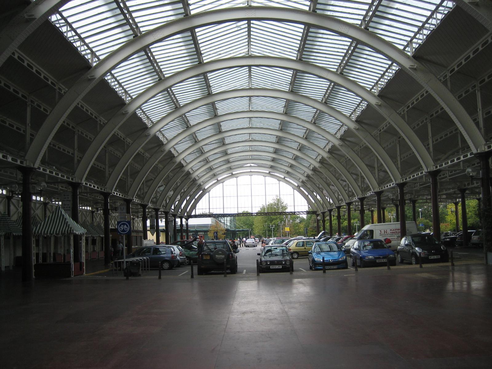 File Bath Green Park Station September 2007 Jpg
