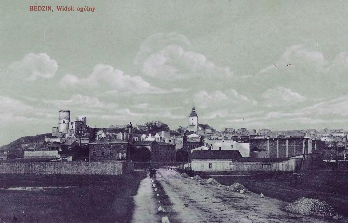 Bedzin 1916.jpg