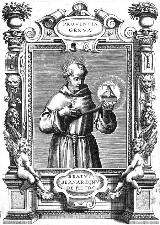 Bernardyn z Feltre