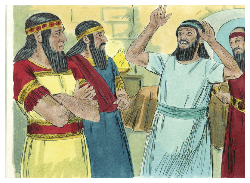 File:Book of Daniel Chapter 2-1 (Bible Illustrations by Sweet Media