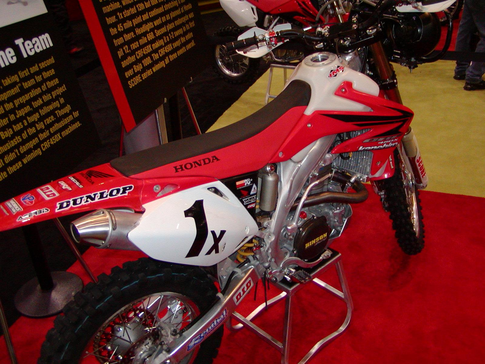 Honda All Bike Details