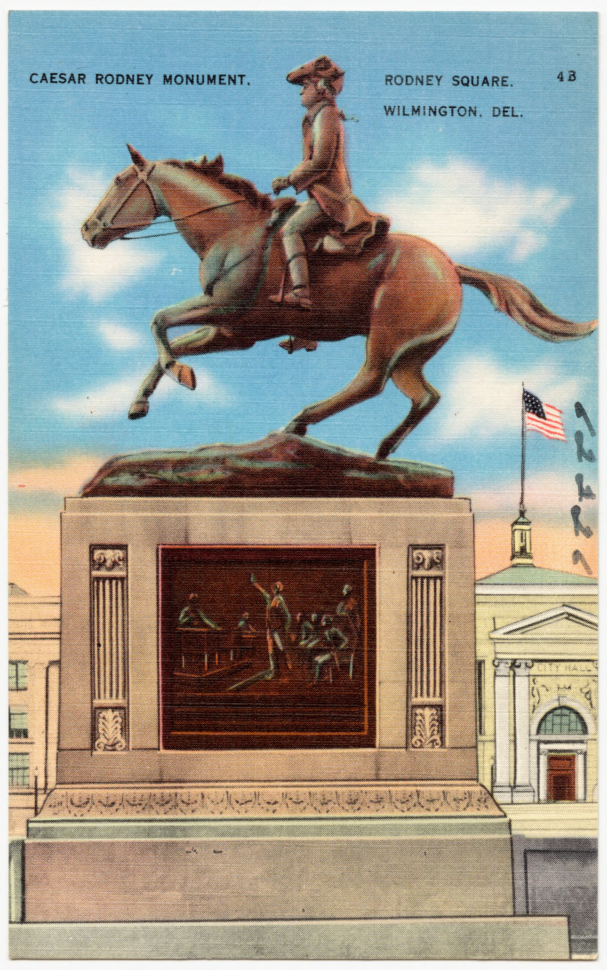 the life and times of caesar rodney