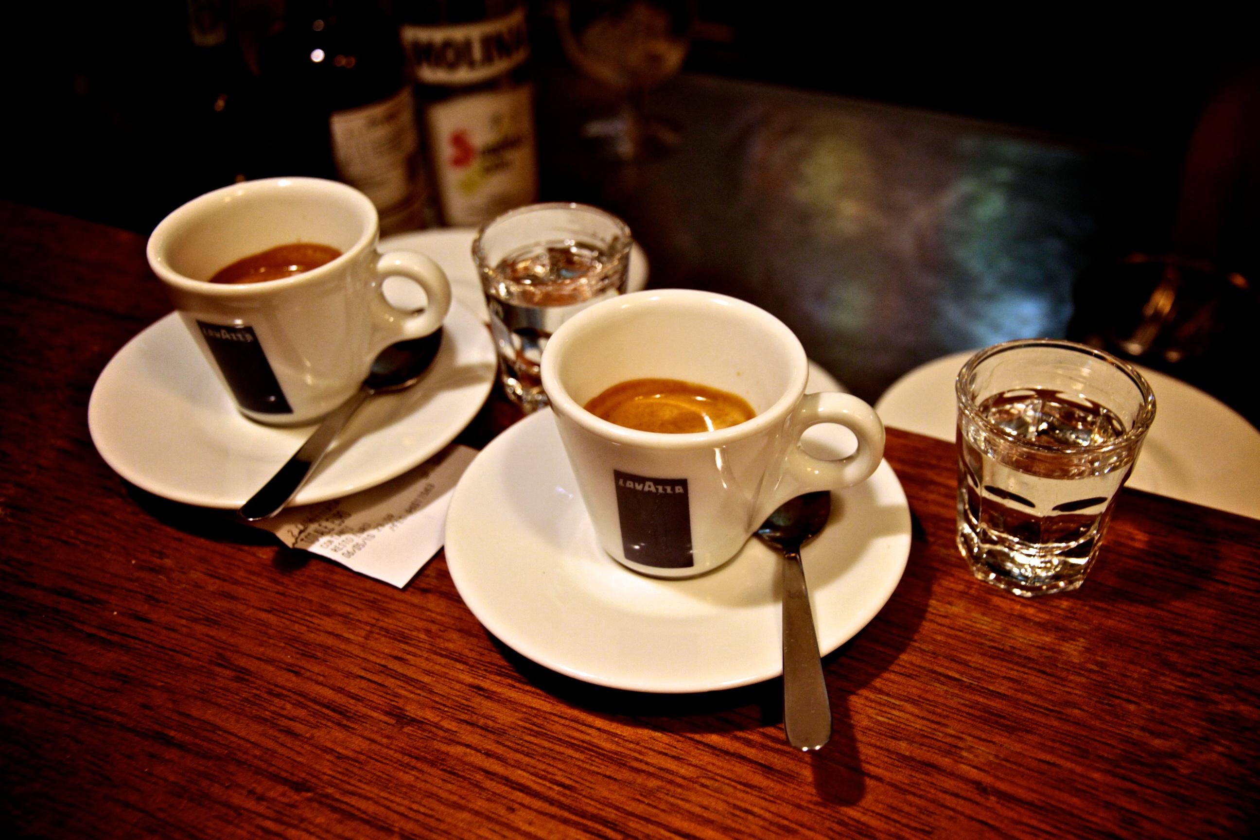 Cafe Di Napoli Pearse Street