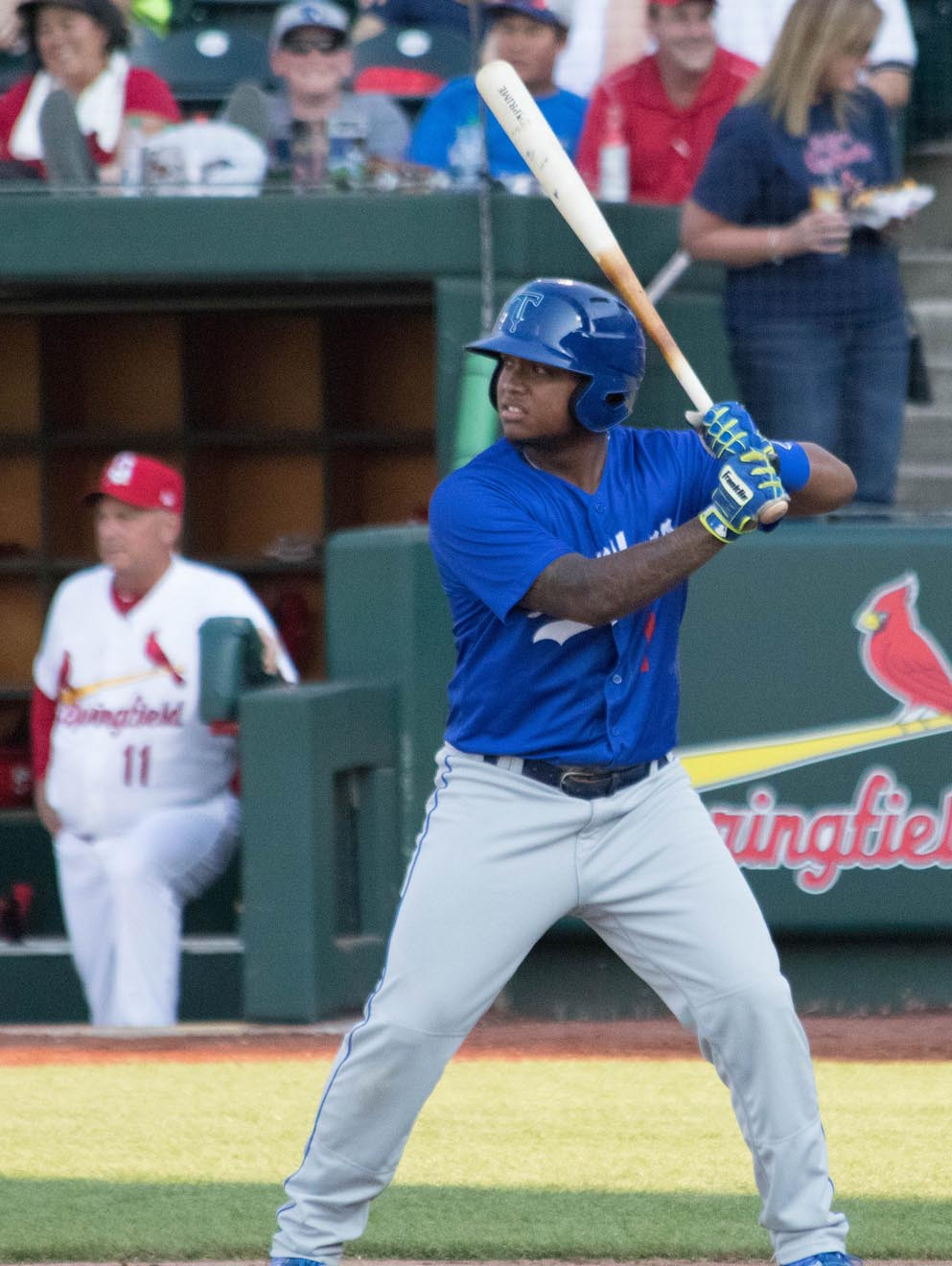 September 12, 2019 -- The Rangers are predicted to beat the Rays at home. The Rangers top hitter is Danny Santana and projected starting pitcher is Kolby Allard.