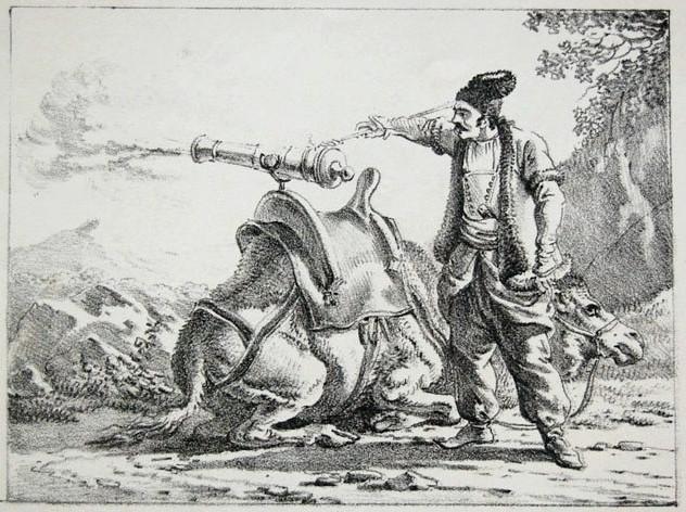 World of War and Peace PUNKAGGEDON - Página 21 Camel_artillery_iran