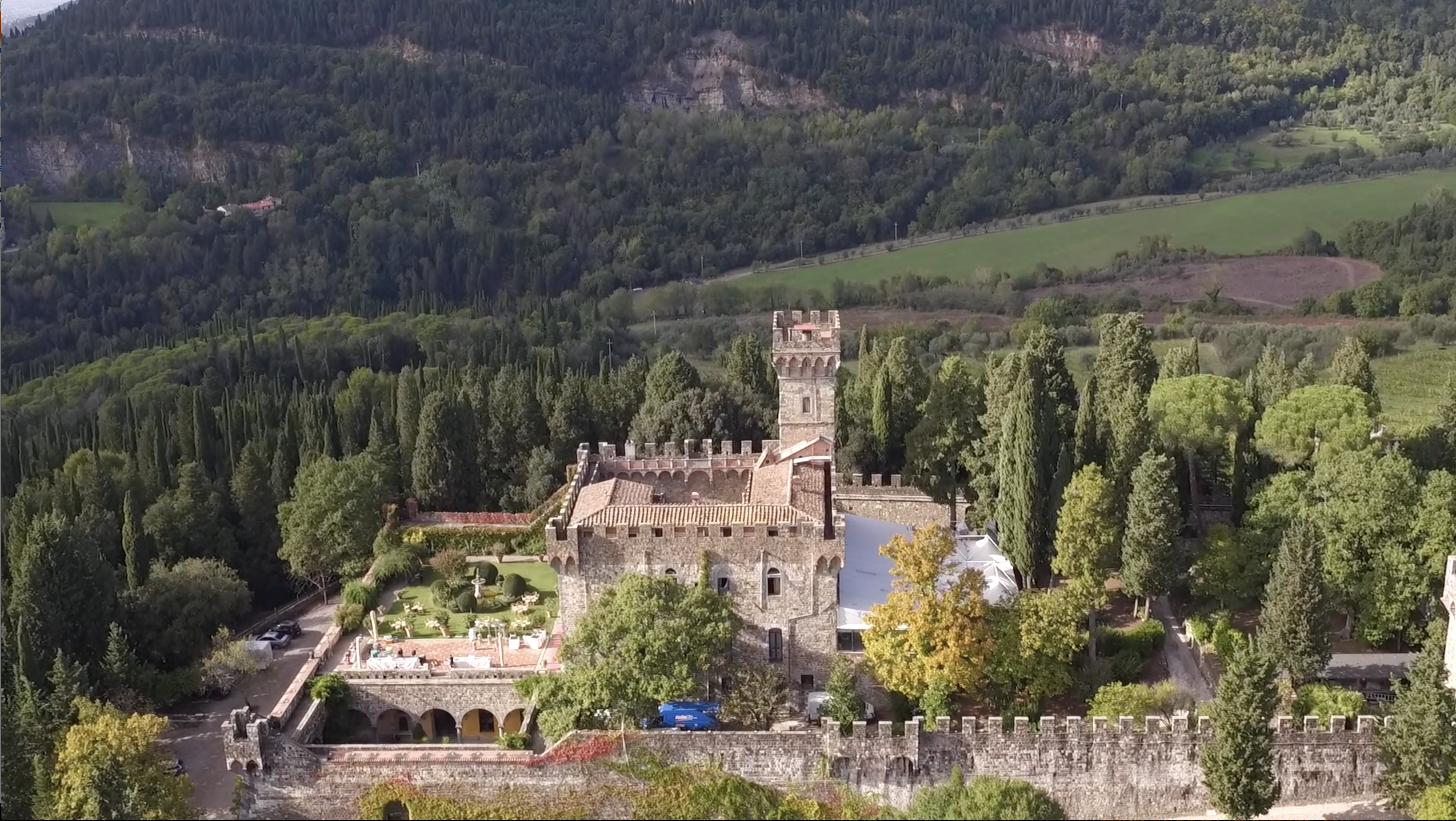 Castello Di Vincigliata Wikipedia