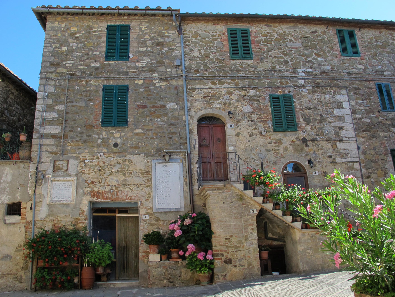 File Castelnuovo Dell Abate Abitazione Con Scalette Jpg