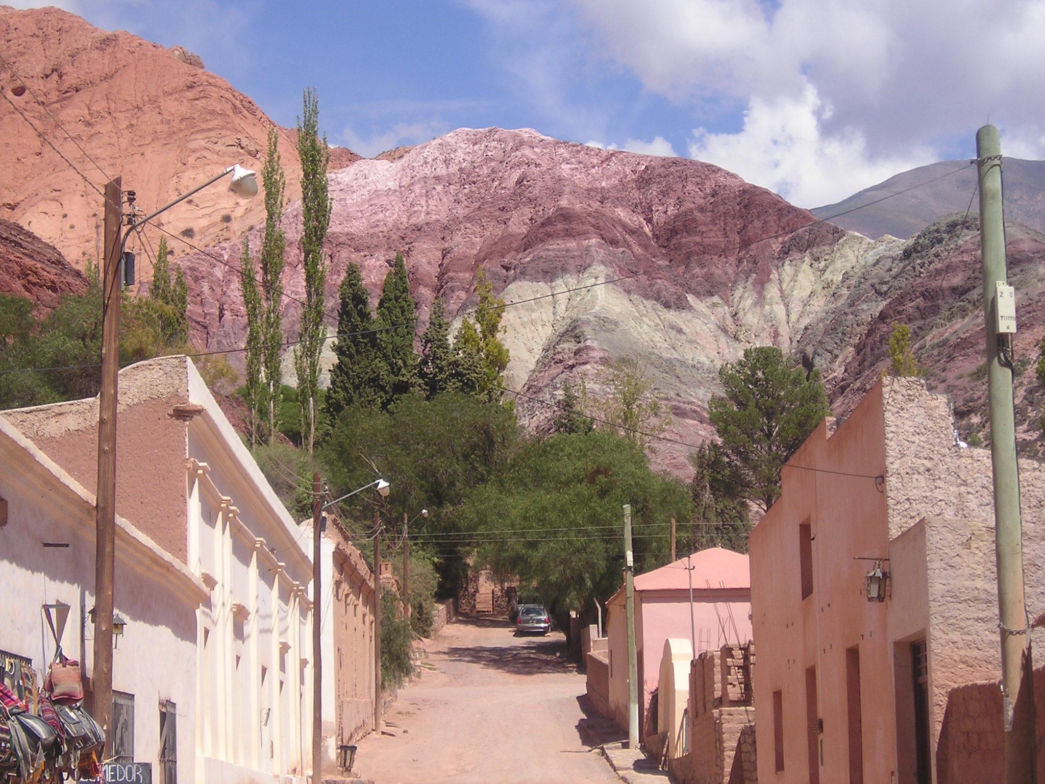Quebrada de Humahuaca - Photo: Wikipedia
