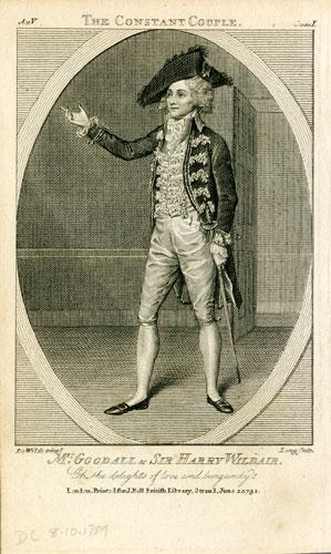 essay theatre goldsmith