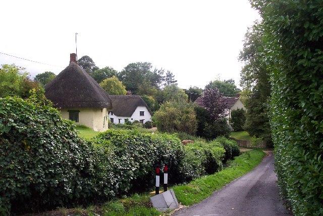 Cherhill village - geograph.org.uk - 46640