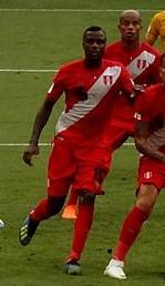 Christian Ramos Peruvian footballer
