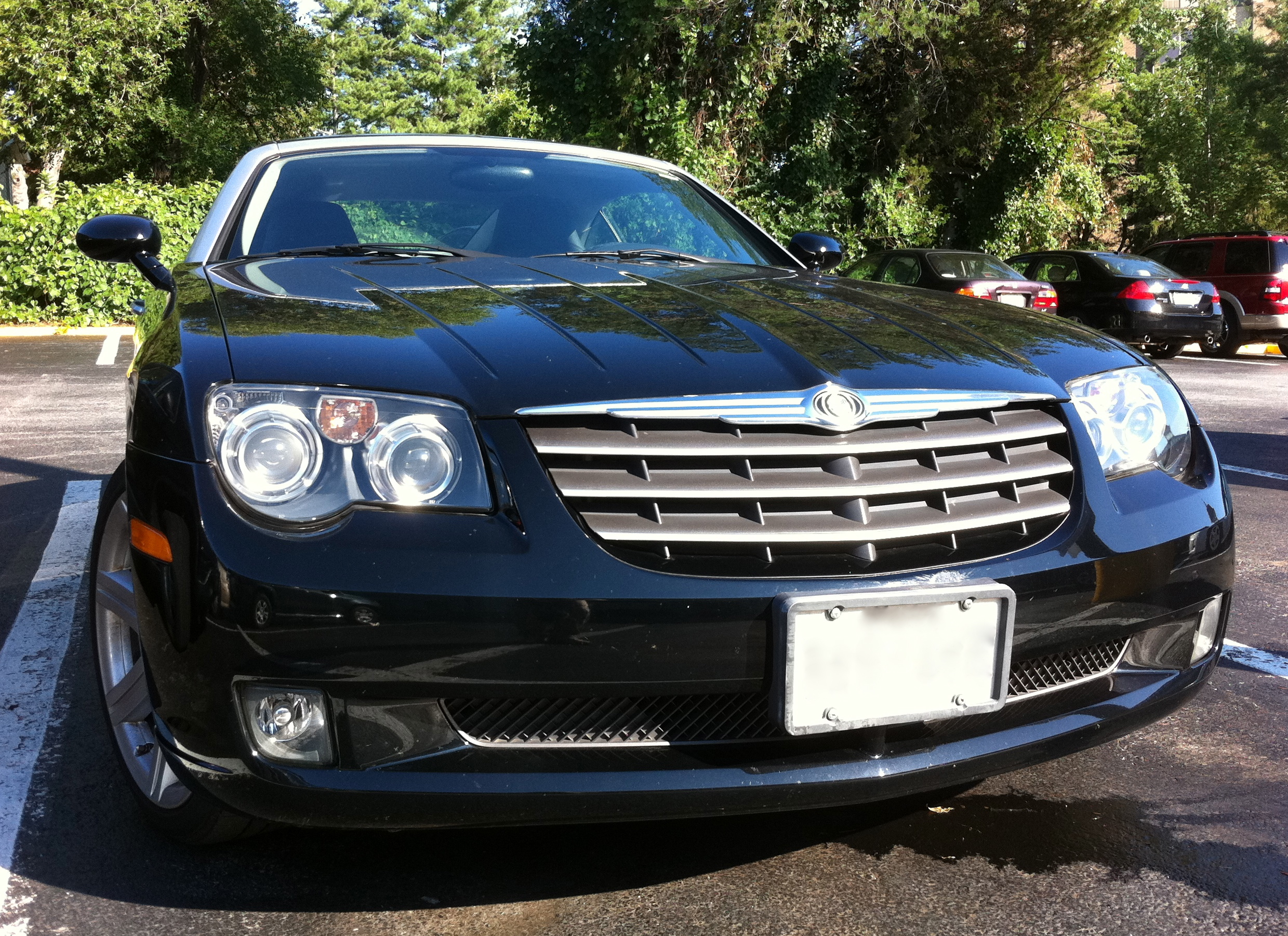 File:Chrysler Crossfire Coupe Black Ann F