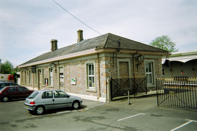 J And M Auto >> Churston railway station - Wikipedia