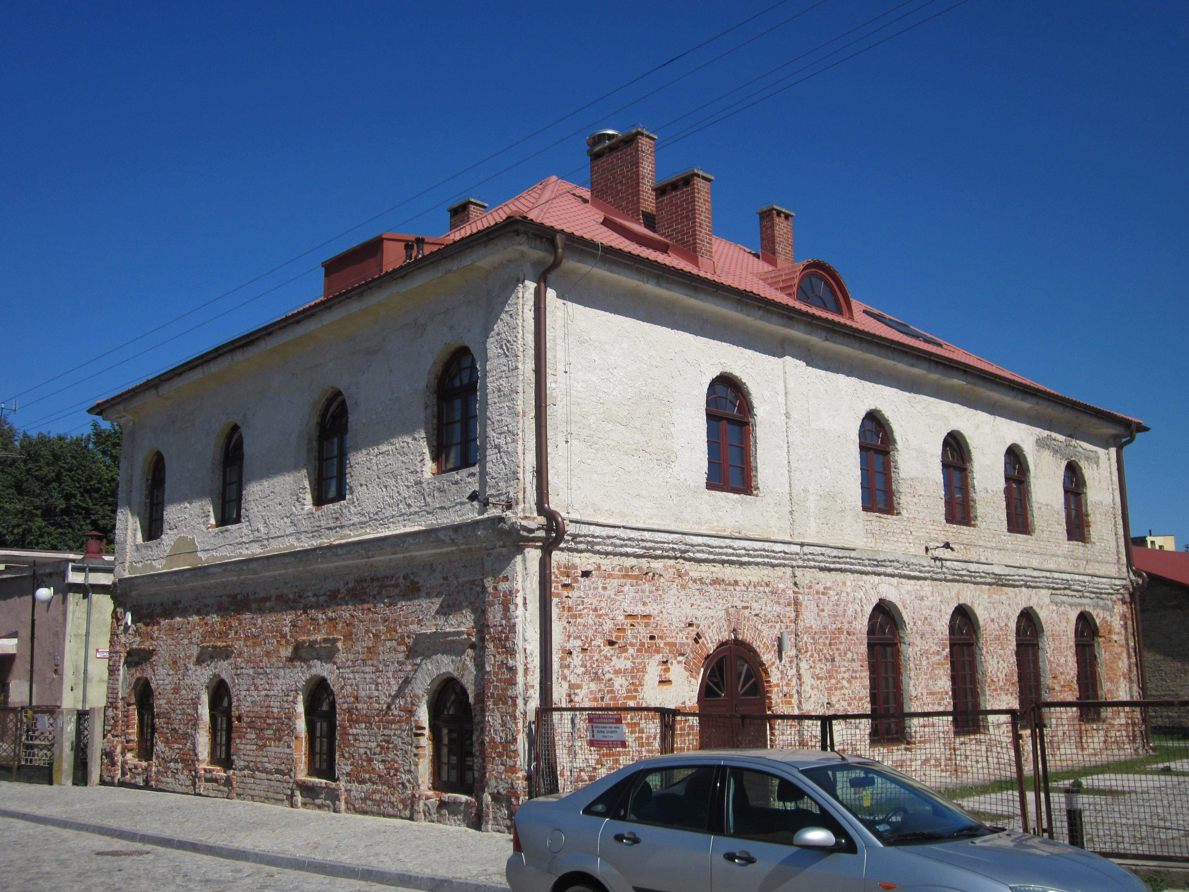 Cechanoveco sinagoga