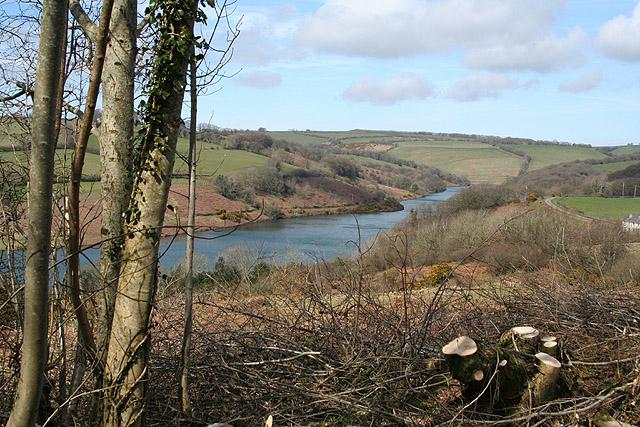 Clatworthy, Clatworthy Reservoir - geograph.org.uk - 748384