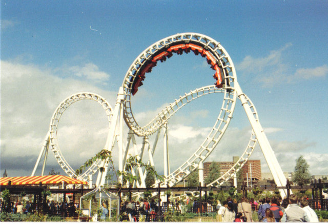 Wipeout Roller Coaster Wikipedia