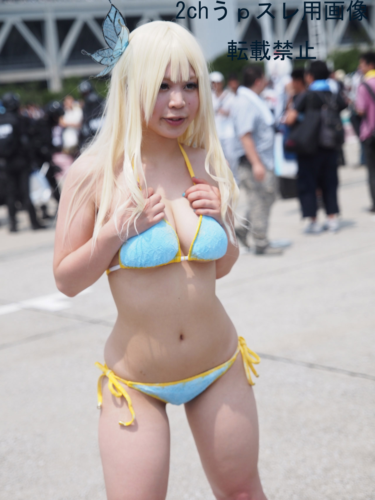 File Cosplayer Of Sena Kashiwazaki From Haganai At Comic