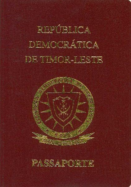 East Timorese Passport Wikipedia
