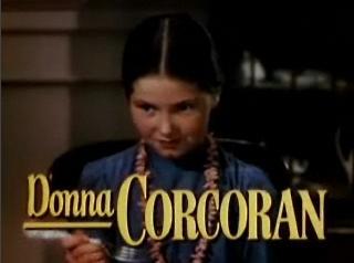 Donna Corcoran American actress