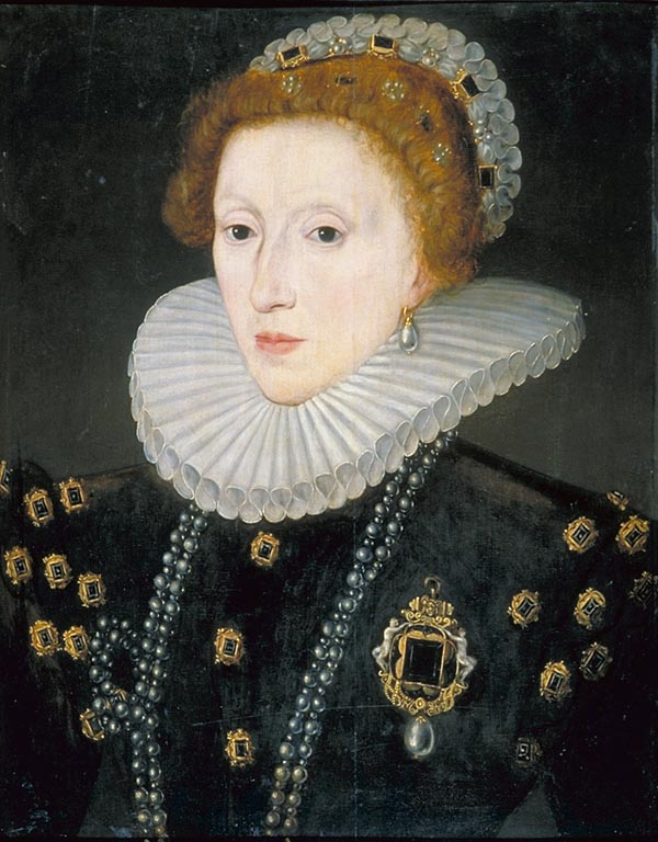 Elizabeth I Unknown Artist