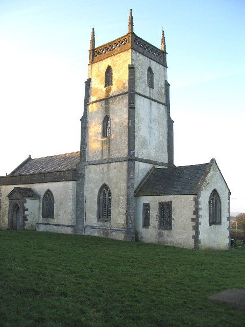 Church of the Blessed Virgin Mary, Emborough