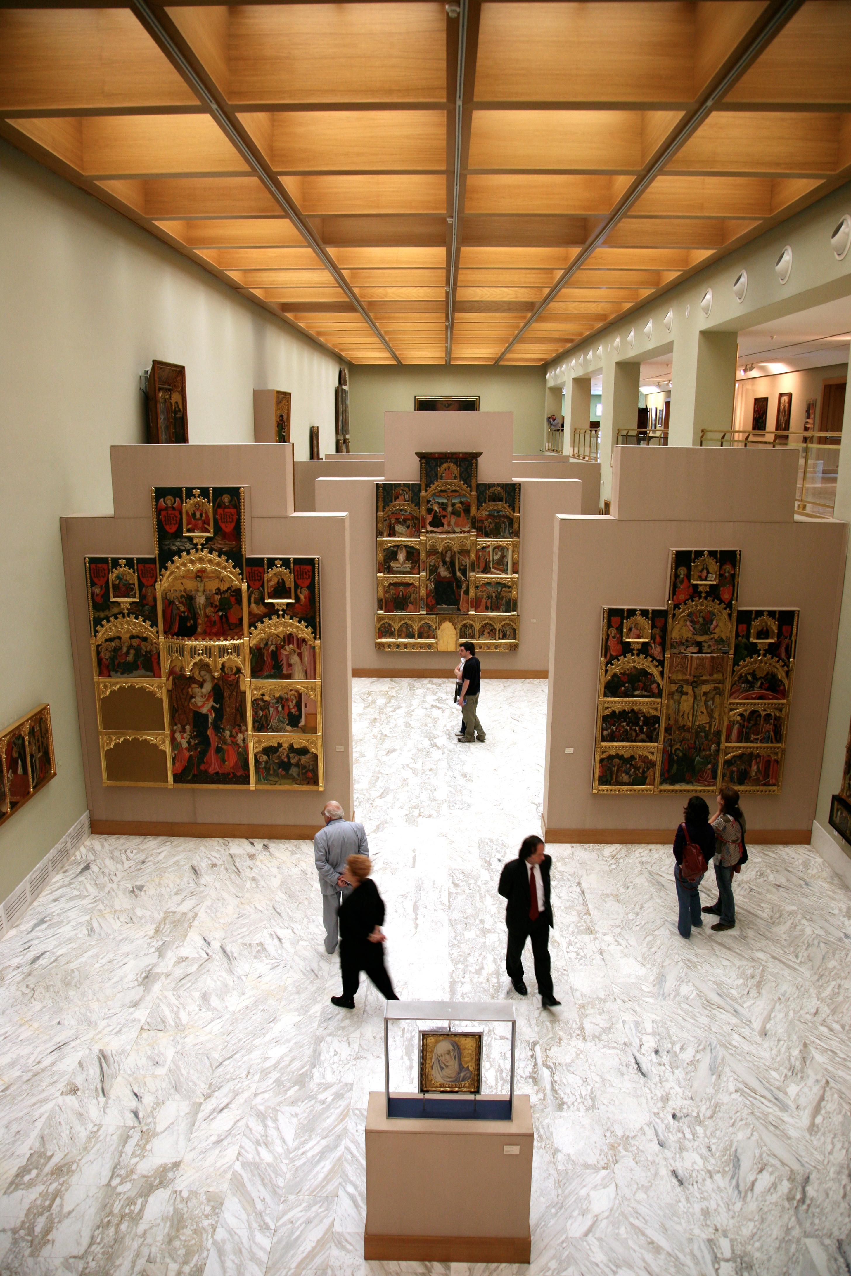 File:España, València - Museo de Bellas Artes San Pío V -