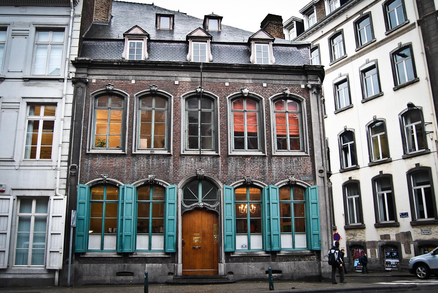 Fichier fa ade de l 39 immeuble sis au 57 rue de bruxelles for Architecture flamande