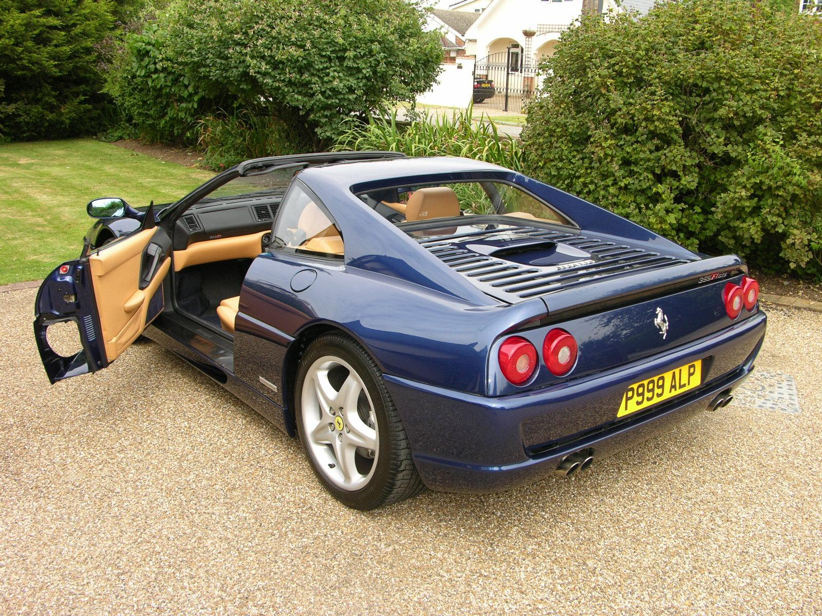 File Ferrari 355 F1 Gts Flickr The Car Spy 16 Jpg