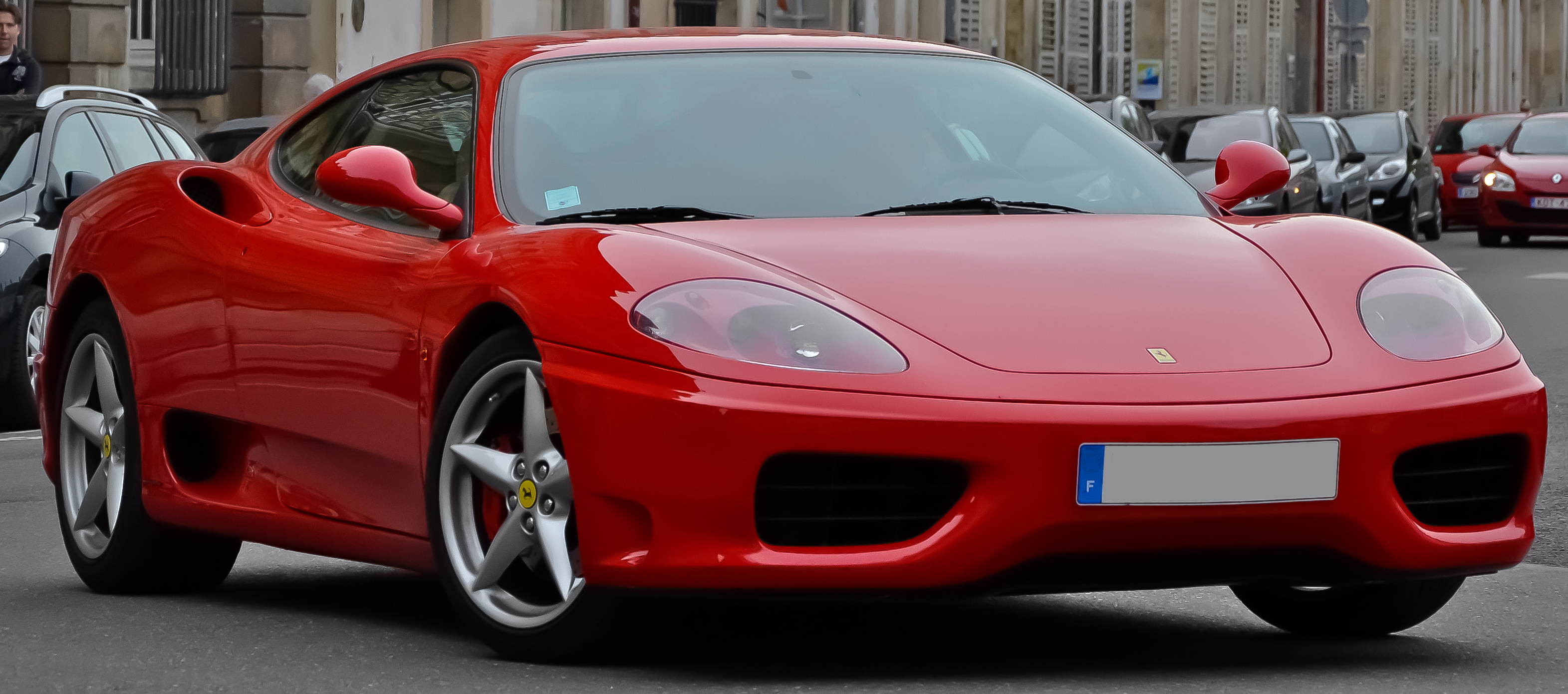 Ferrari 360 wikiwand vanachro Images