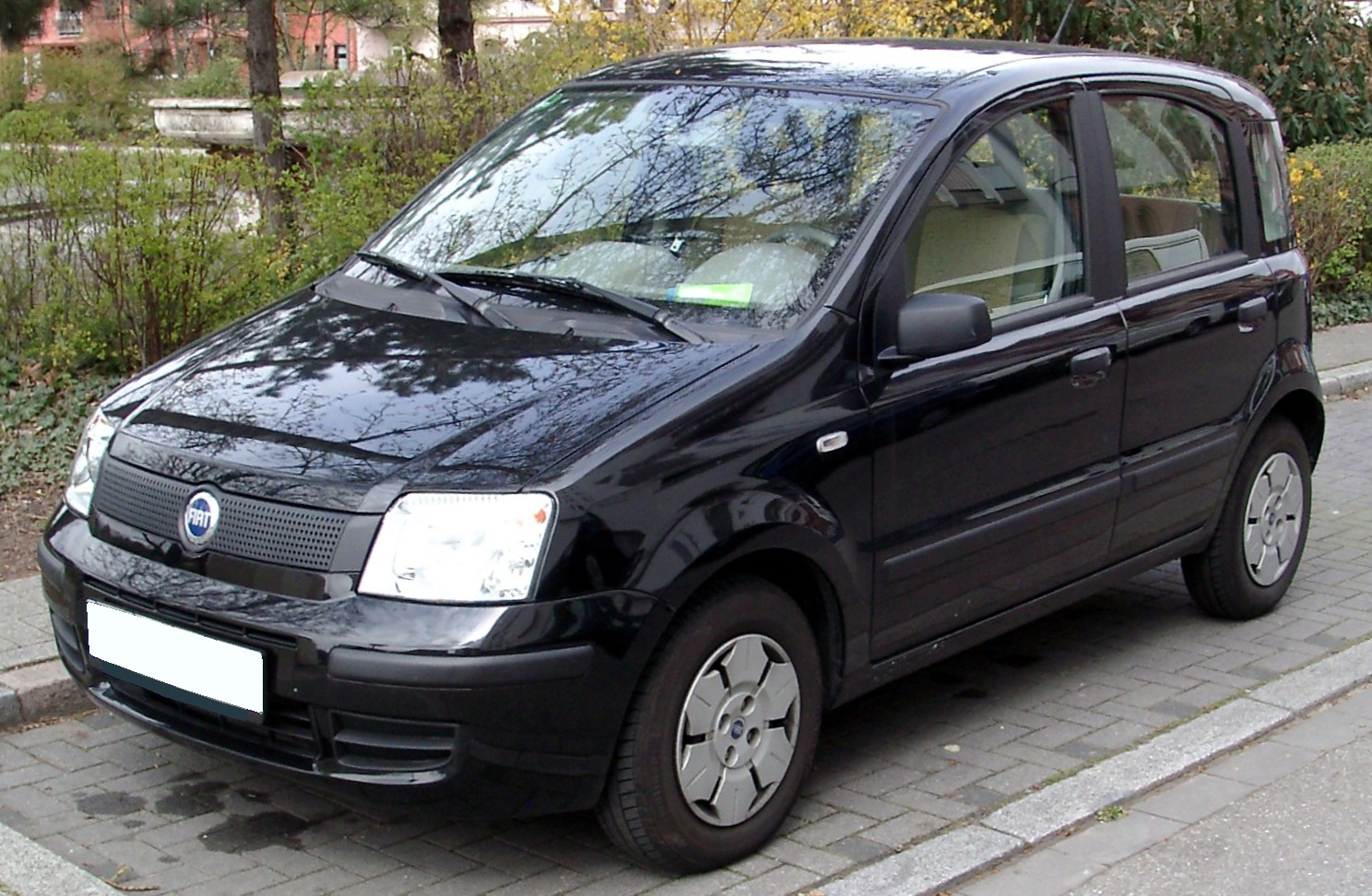 file fiat panda front. Black Bedroom Furniture Sets. Home Design Ideas