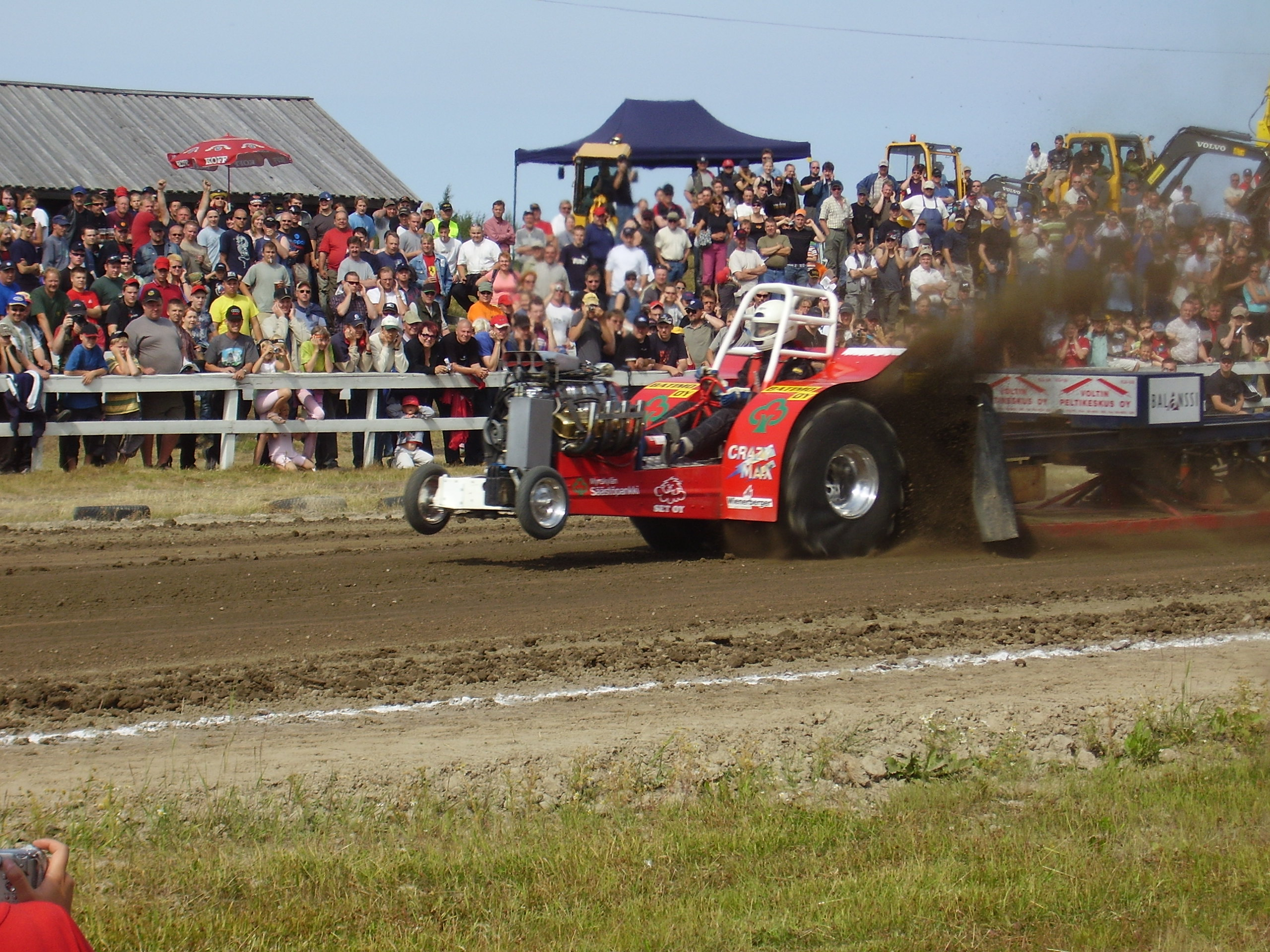Mini Mod Tractor Pulling : File finnish tractor pulling mini modified g wikimedia