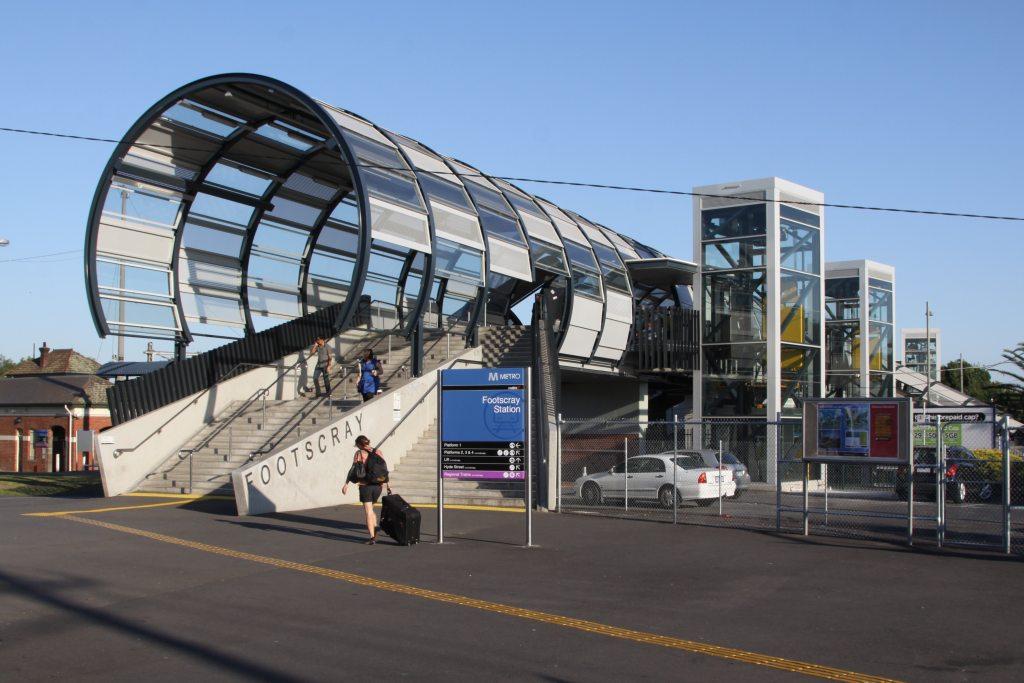 Footscray Station