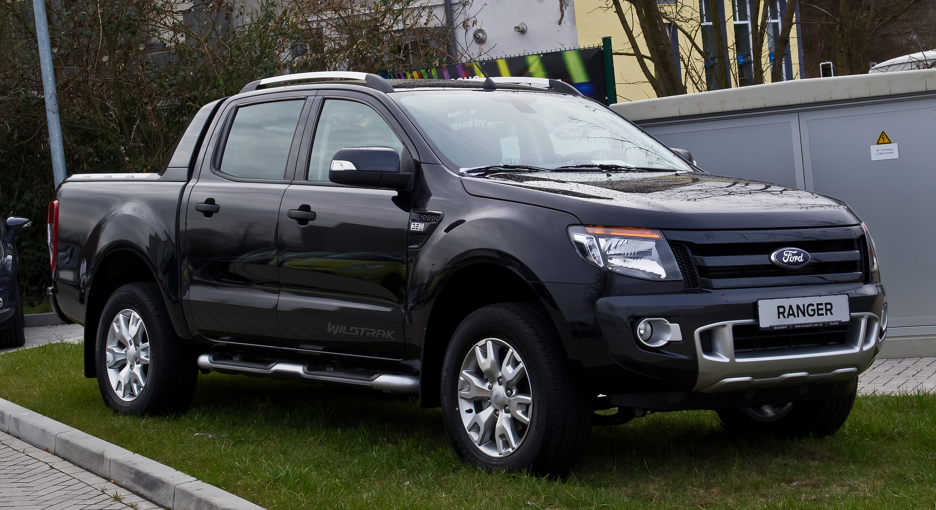 The New 2016 Ford Ranger Usa Diesel Specs