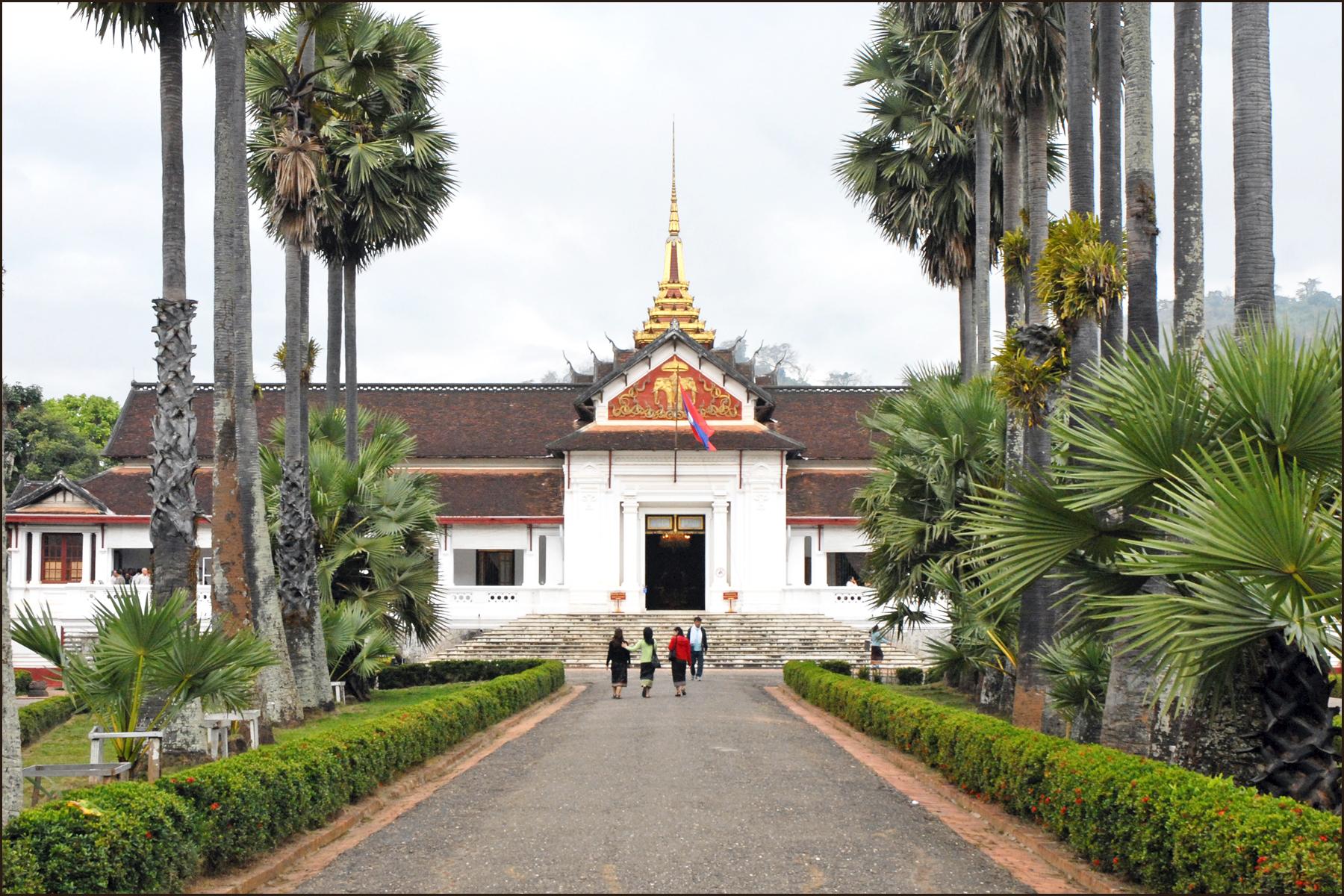Musée national Luang Prabang