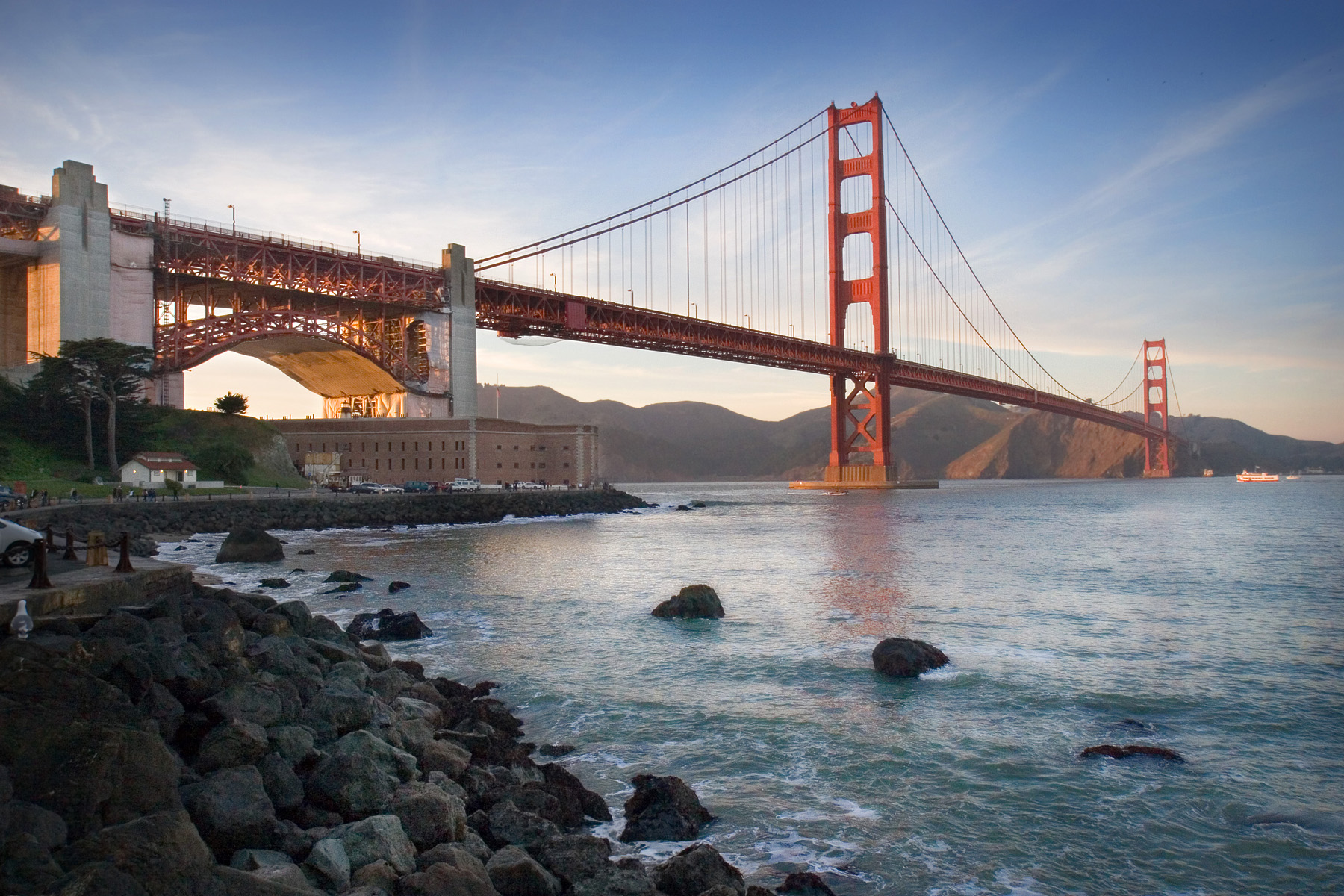 pont du golden gate wikiwand. Black Bedroom Furniture Sets. Home Design Ideas
