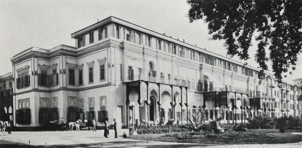 """Résultat de recherche d'images pour """"palais de Gezira au Caire"""""""