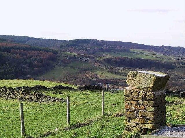 Goyt Valley - geograph.org.uk - 32516