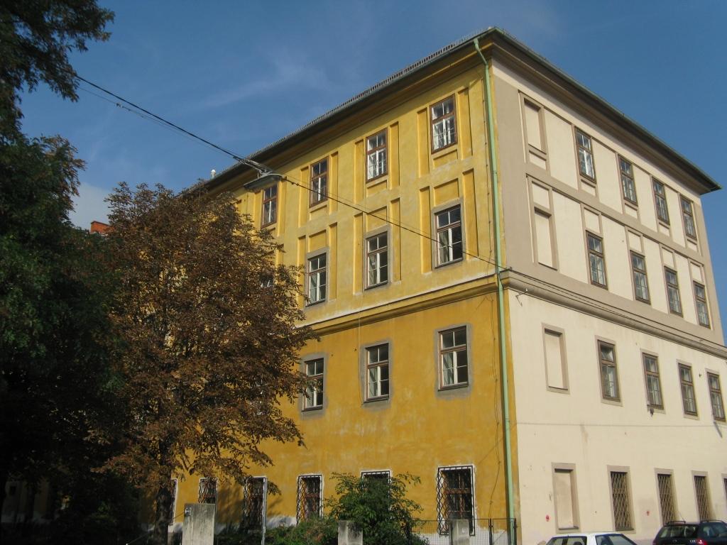 Datei:Graz-Grenadiergasse 14-SogDominikanerkaserne.JPG