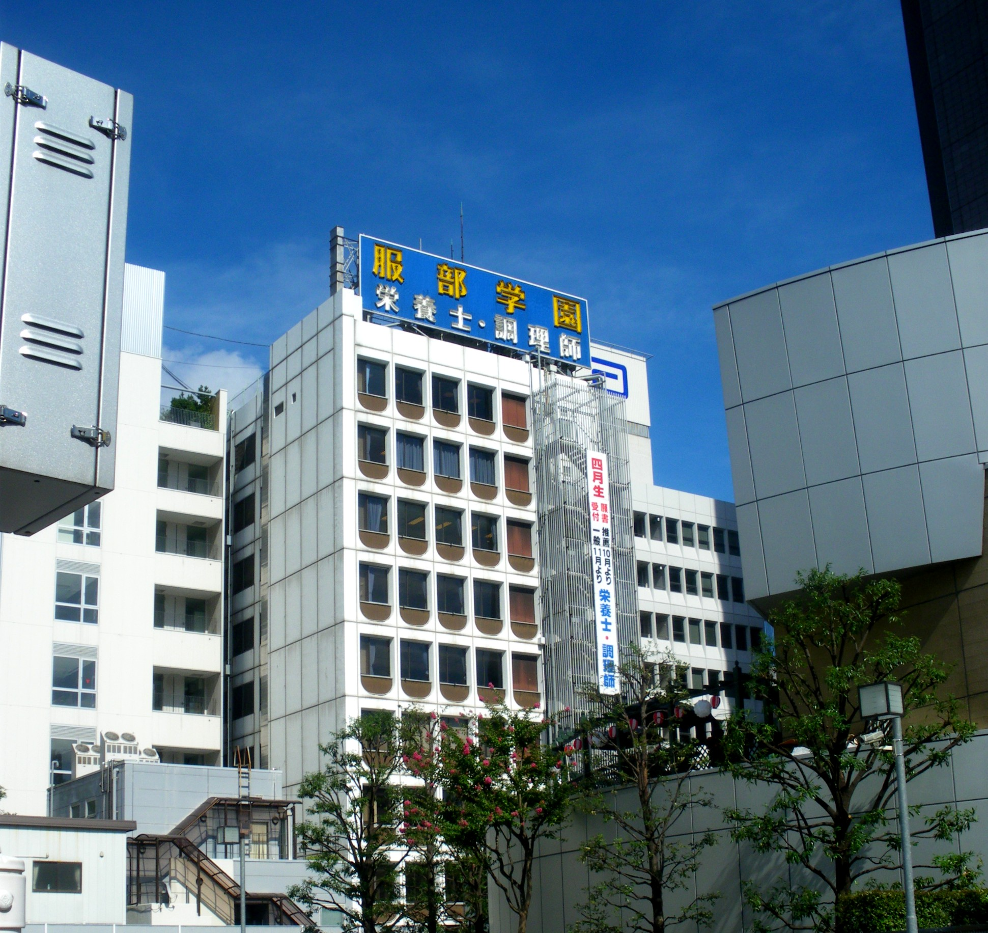 File:Hattori nutrition college sendagaya.JPG - Wikipedia, the free ...