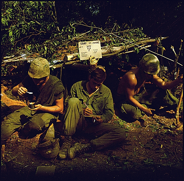 us soldiers in vietnam essay Opposition to united states involvement in the vietnam war began with female soldiers serving in vietnam joined the in the essay chomsky argued that.