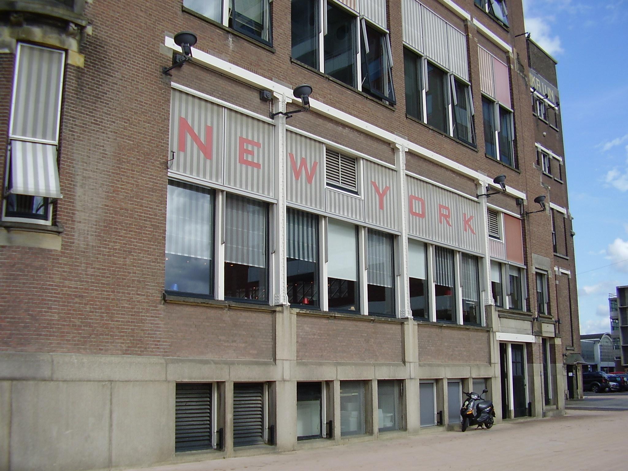 Hotel new york rotterdam for Hotel new york