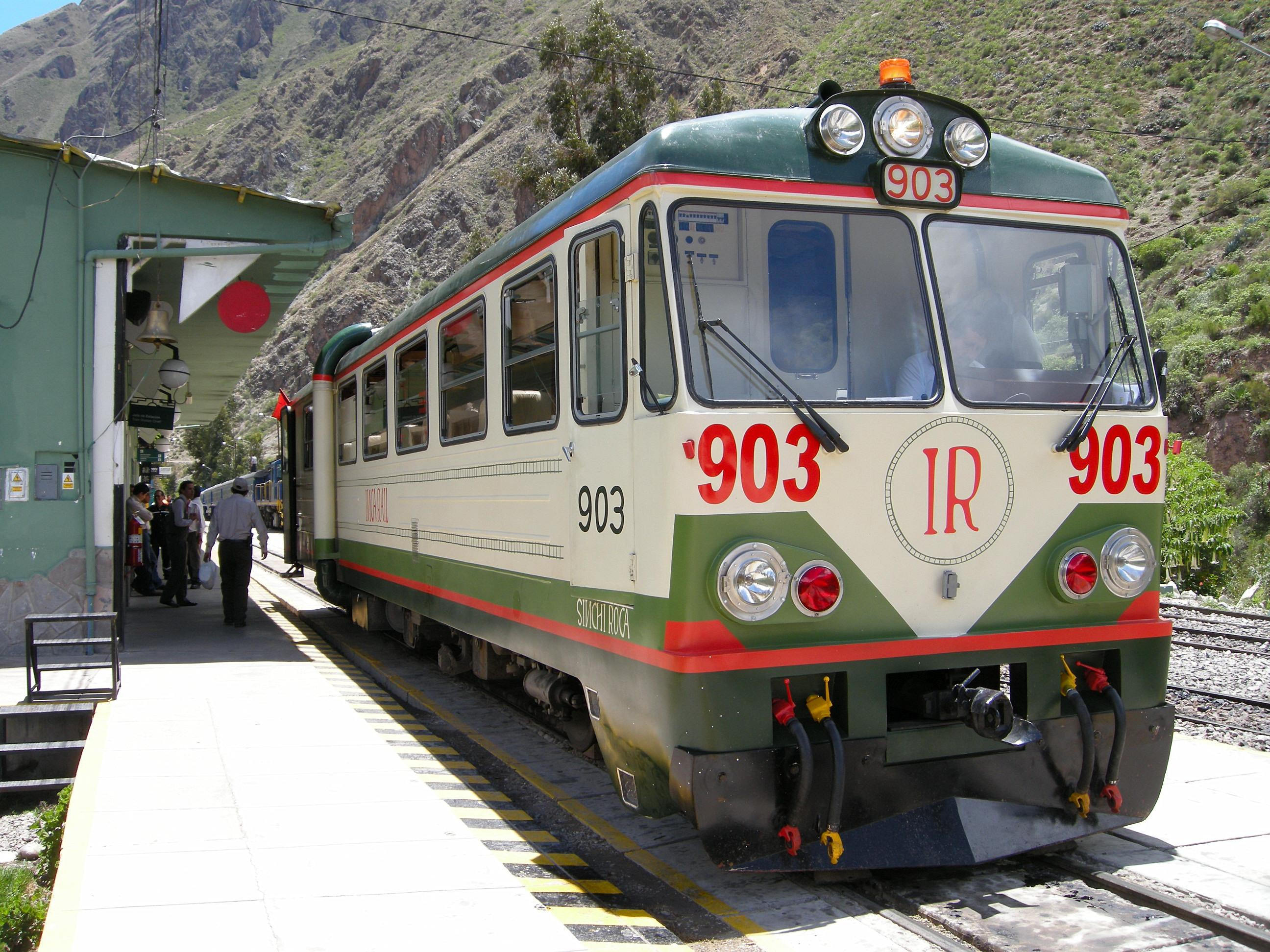 Machu Picchu Train Tour Package Based In New York