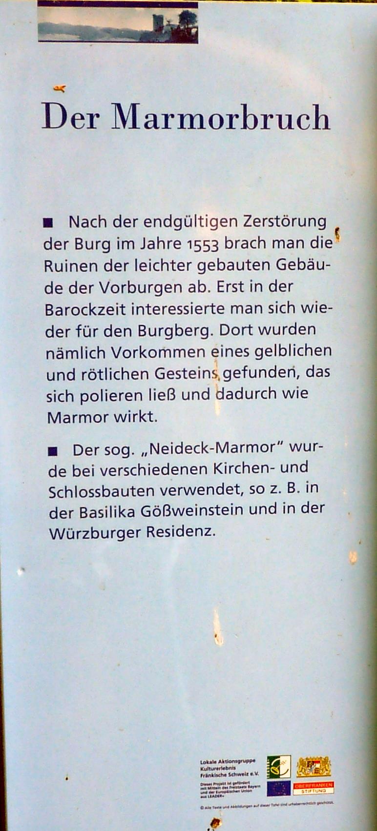 Der Marmorbruch (German Edition)