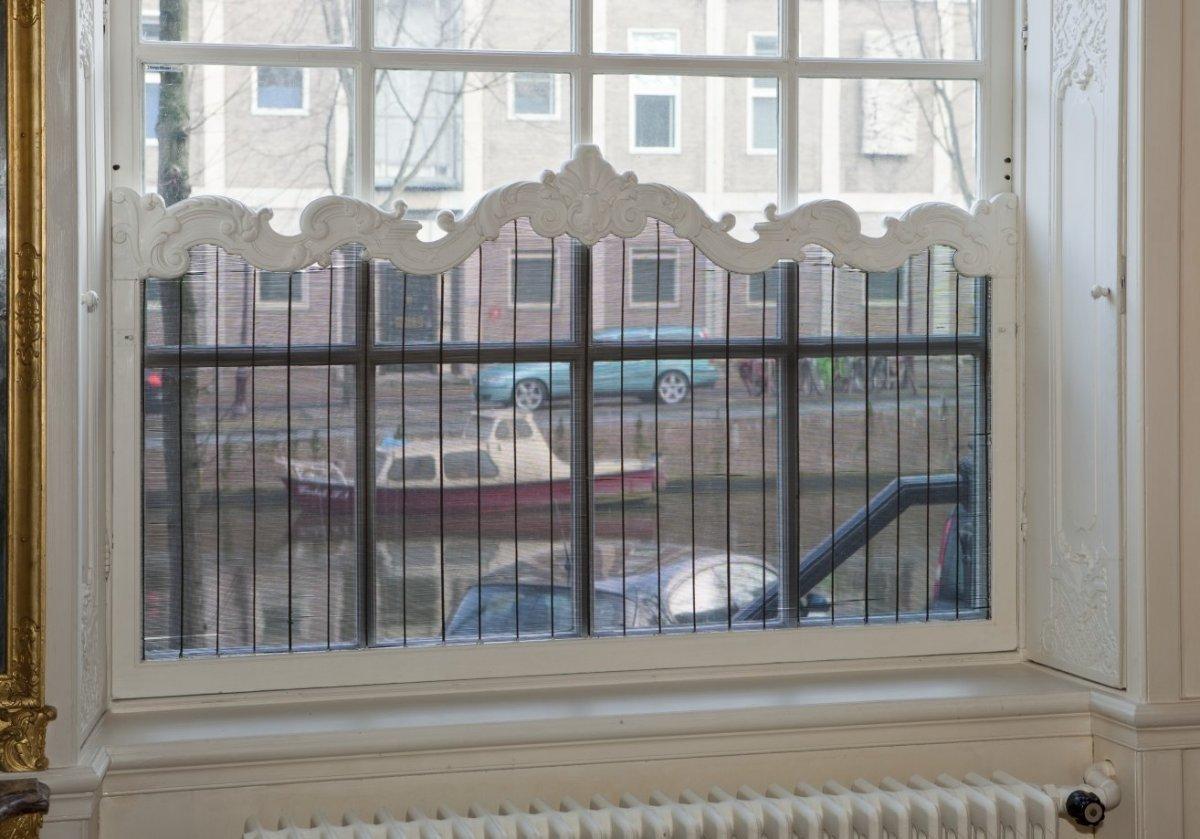 File interieur zonwering sassinetten op de bel etage for Interieur amsterdam